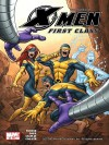 X-Men First Class: Rise, Robot, Rise - Jeff Parker, Roger Cruz, Val Staples