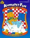 Alphabet Fun: Dot-to-Dot - Julie Orr