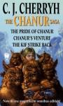 The Chanur Saga (Compact Space, #1-3) - C.J. Cherryh