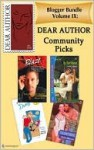 Blogger Bundle IX: Dear Author Community Picks - Alison Kent, Cheryl Reavis, Nancy Warren, Fiona Brand