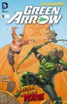 Green Arrow (2011- ) #12 - Ann Nocenti, Harvey Tolibao
