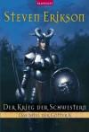 Der Krieg der Schwestern - Steven Erikson, Tim Straetmann