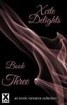 Xcite Delights - Book Three: An Erotic Romance Collection - Dominic Santi, Alanna Appleton, Kate J. Cameron, Antonia Adams, Landon Dixon, Alana James, K.D. Grace, Heidi Champna