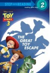 The Great Toy Escape (Disney/Pixar Toy Story) - Kitty Richards