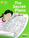 The Secret Plans (Oxford Reading Tree: Robins Pack 2) - Roderick Hunt, Alex Brychta