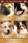 Angel Paws Pack 1: Hyde and Seek, Chasing Chance, Pogonip, Summer Grace - Jordan Taylor