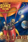 The Complete Science Fiction (SF Classic) - Edgar Allan Poe, A.R. Roumanis, Mark Rich