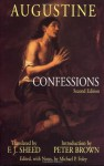 Confessions (paper) - Augustine of Hippo, Michael P. Foley, Frank J. Sheed, Peter R.L. Brown