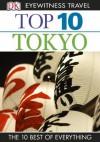 Top 10 Tokyo (EYEWITNESS TOP 10 TRAVEL GUIDES) - Stephen Mansfield, Draughtsman Ltd