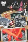The X-Files: Conspiracy Ghostbusters - Erik Burnham, Salvador Navarro