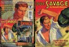 Doc Savage Vol. #34: The Man Who Shook the Earth & The Three Devils - Kenneth Robeson, Lester Dent, Will Murray, Anthony Tollin, Jay Ryan