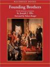 Founding Brothers: The Revolutionary Generation (MP3 Book) - Joseph J. Ellis, Nelson Runger