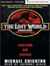 The Lost World: A Novel (Audio) - Michael Crichton, Anthony Heald