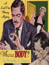 Whose Body? (mobi) - Dorothy L. Sayers