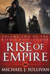 Rise of Empire (Riyria Revelations) - Michael J. Sullivan