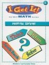 Problem Solving - April Barth, Jill Levy, Constance Shrier