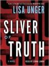 Sliver of Truth (Audio) - Jenna Lamia, Lisa Unger