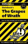 CliffsNotes: The Grapes of Wrath (Cliffsnotes Literature Guides) - CliffsNotes, John Steinbeck, Kelly McGrath Vlcek, Kelly McGrath Vicek