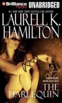 The Harlequin (Anita Blake, Vampire Hunter, #15) - Laurell K. Hamilton, Cynthia Holloway