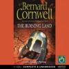 The Burning Land - Bernard Cornwell, Stephen Perring