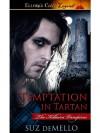 Temptation in Tartan: 1 (Highland Vampires) - Suz deMello