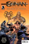 Conan the Barbarian: The Mask of Acheron - Stuart Moore, Jason Gorder