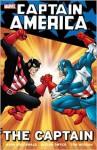 Captain America: The Captain - Mark Gruenwald, Tom Morgan, Kieron Dwyer