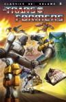 Transformers: Classics - UK Vol. 3 (Transformers Classics UK) - Ron Smith, Simon Furman, James Hill, Jeff Anderson, Will Simpson, Geoff Senior, Andrew Wildman