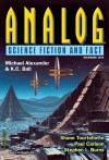Analog Science Fiction and Fact, December 2012 - Stanley Schmidt, Michael Alexander, K.C. Ball, Shane Tourtellote, Paul Carlson, Stephen L. Burns, Ken Liu, Maya Kaathryn Bohnhoff, Richard A. Lovett, Liz J. Anderson, Jim Kling, Bill Gleason