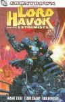 Countdown Presents: Lord Havok and the Extremists - Frank Tieri, Liam Sharp, Rob Hunter, Mark Robinson