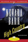High Country (Anna Pigeon, #12) - Nevada Barr