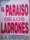 El paraíso de los ladrones - G.K. Chesterton