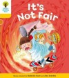It's Not Fair (Oxford Reading Tree, Stage 5, More Stories A) - Roderick Hunt, Alex Brychta
