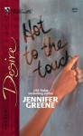 Hot to the Touch - Jennifer Greene