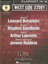 West Side Story for Clarinet: Instrumental Play-Along Book/CD Pack - Leonard Bernstein