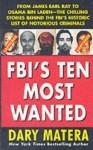 FBI's Ten Most Wanted - Dary Matera