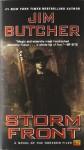 Storm Front - Jim Butcher, James Marsters