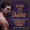 Secret Life of a Vampire (Audio) - Kerrelyn Sparks, Jennifer Bradshaw