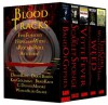 Blood Tracks: Five Furious Novellas with a Rock n' Roll Attitude (Boxed Set) - C. Dennis Moore, David Bain, Wayne Allen Sallee, Ken Goldman, Daryl Burns, Brad Kane