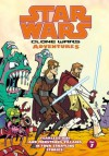 Star Wars: Clone Wars Adventures Volume 7 - Chris Avellone, Jeremy Barlow, Matt Fillbach, Ryan Kaufman, Shawn Fillbach, Ethen Beavers, Stewart McKenny