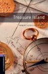 Treasure Island: 1400 Headwords (Oxford Bookworms Library) - Robert Louis Stevenson, John Escott