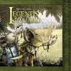 Mouse Guard: Legends of the Guard, Vol. 1 - David Petersen, Jeremy Bastian, Ted Naifeh, Alex Sheikman, Gene Ha, Lowell Francis, Sean Rubin, Alex Kain, Terry Moore, Katie Cook, Guy Davis, Jason Shawn Alexander, Nate Pride, Craig Rousseau, Karl Kerschl, Mark Smylie