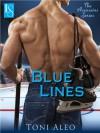 Blue Lines - Toni Aleo