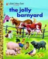 The Jolly Barnyard (Little Golden Book) - Annie North Bedford, Tibor Gergely