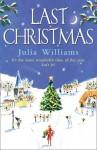 Last Christmas - Julia Williams