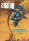Analog Science Fiction and Fact, 1975 March - Ben Bova, P.J. Plauger, Gordon R. Dickson, Harry Harrison, Hayford Peirce, William Tuning, Sonya Dorman, Ewing Edgar, F.N. Stein
