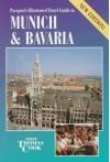 Passport's Illustrated Travel Guide to Munich & Bavaria (Passport's Illustrated Travel Guides) - James Bentley, Christopher Catling, Tim Locke