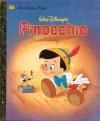 Pinocchio (A Little Golden Book) - Eugene Bradley Coco, Ron Dias