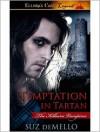 Temptation in Tartan (Kilburn Vampires, #1) - Suz deMello