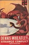 Strange Conflict (Duke de Richleau, #9) - Dennis Wheatley